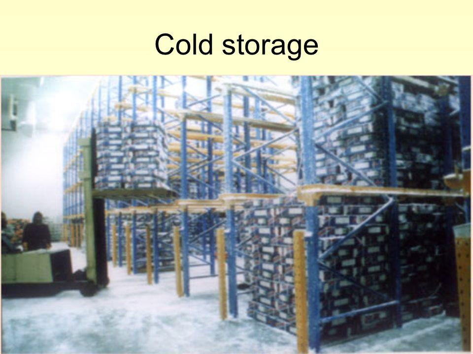 28 Cold storage