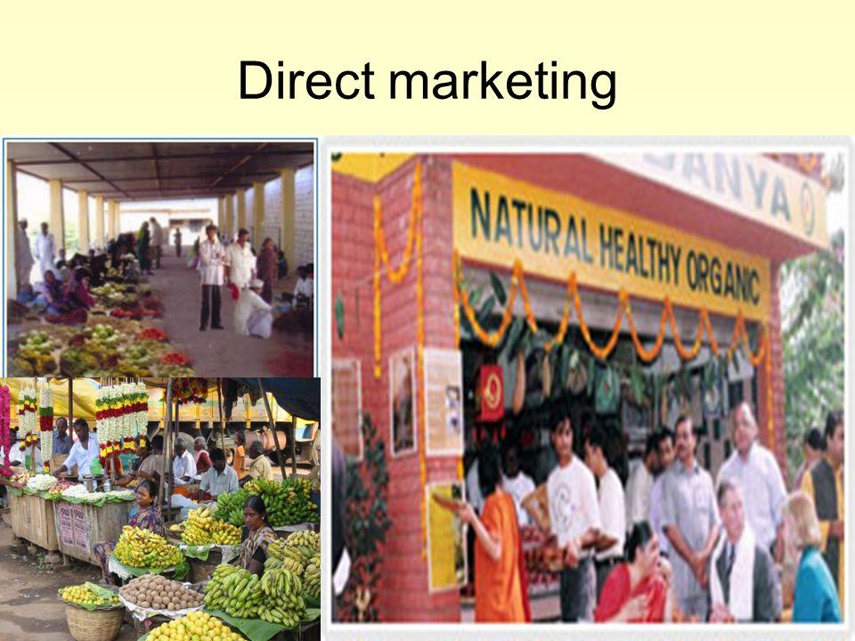 64 Direct marketing