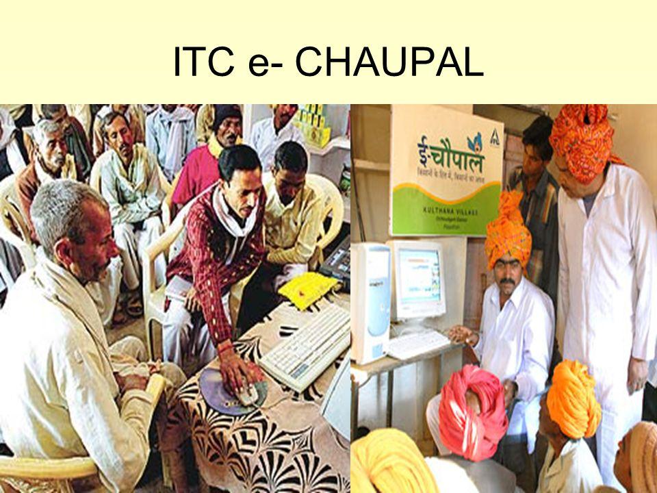65 ITC e- CHAUPAL