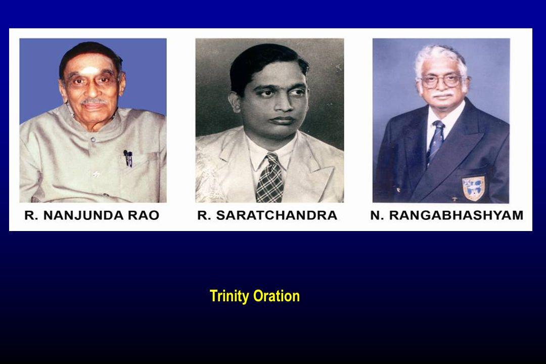 Trinity Oration