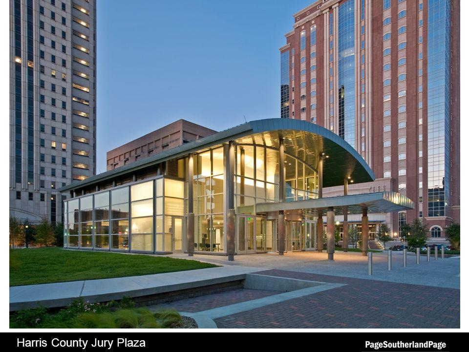 Harris County Jury Plaza