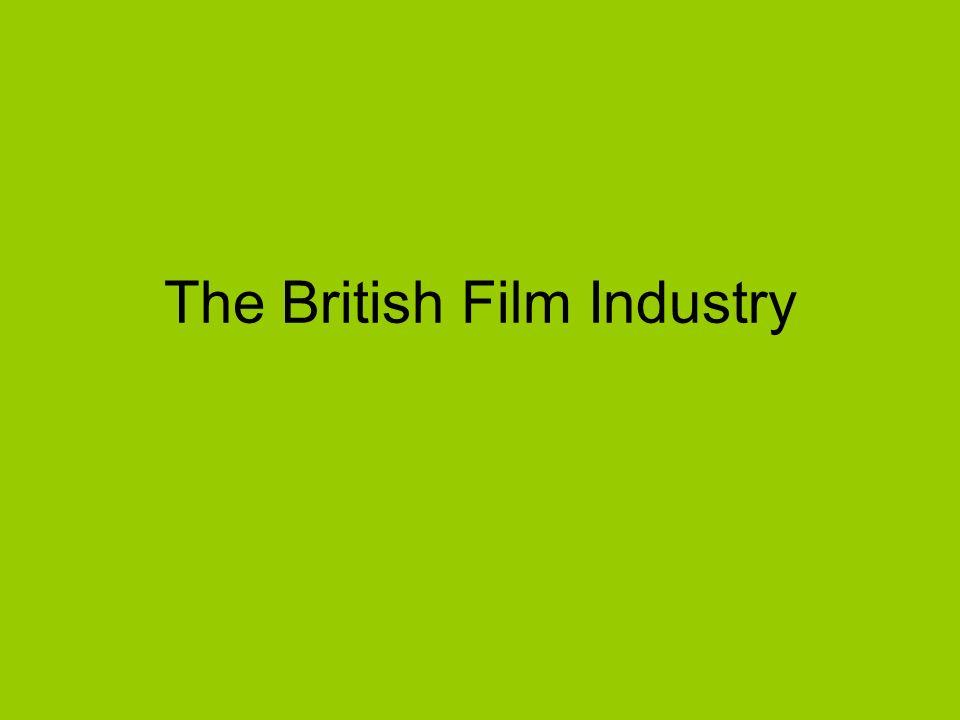 The British Film Industry