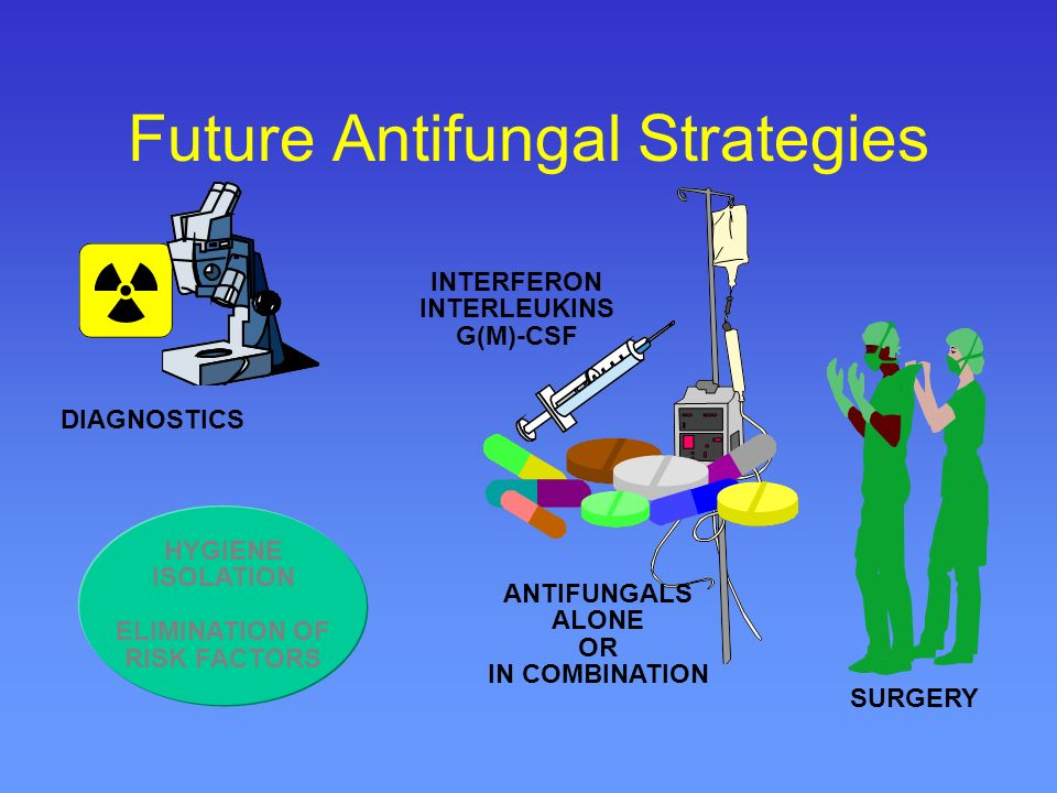 0 36 37 38 39 40 41414141 Temperature (°C) Optimal antifungal management.