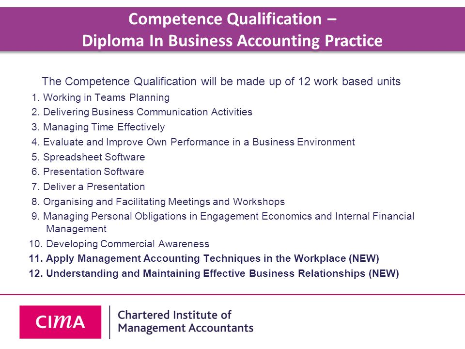 1.Both the Knowledge based qualification (the five distinct Certificate Subjects) and the Competence qualification (the 12 work based units) can be completed in the order and timeframes that best suit the apprentice and their Employer.