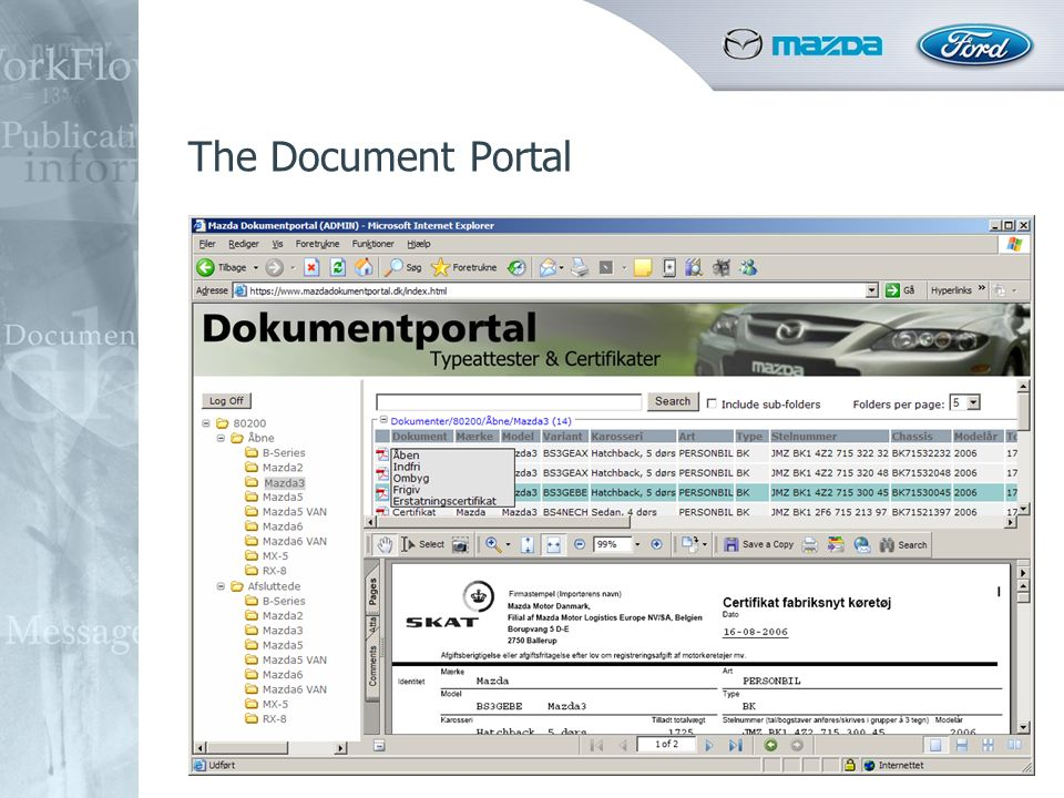 The Document Portal