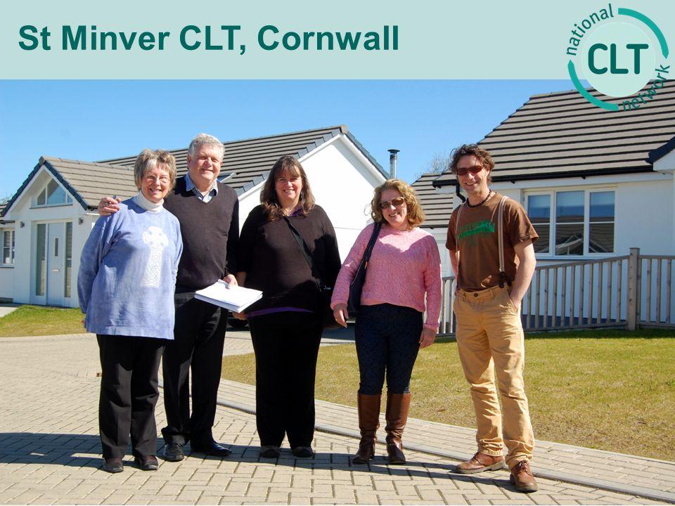 St Minver CLT, Cornwall