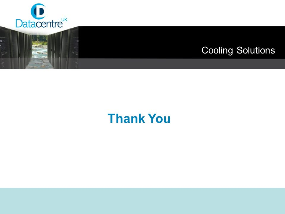 Thank You Cooling Solutions