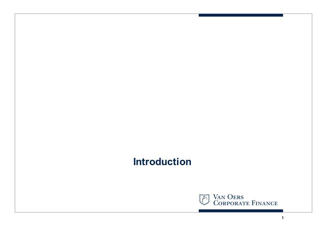 2 Organisation Corporate Finance team Services International presence Focus Approach 1.
