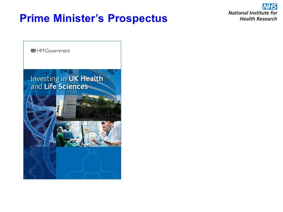 Prime Ministers Prospectus