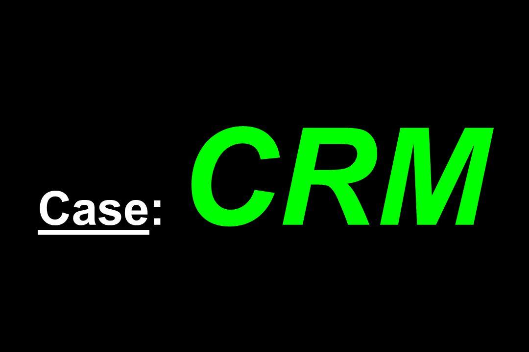Case: CRM