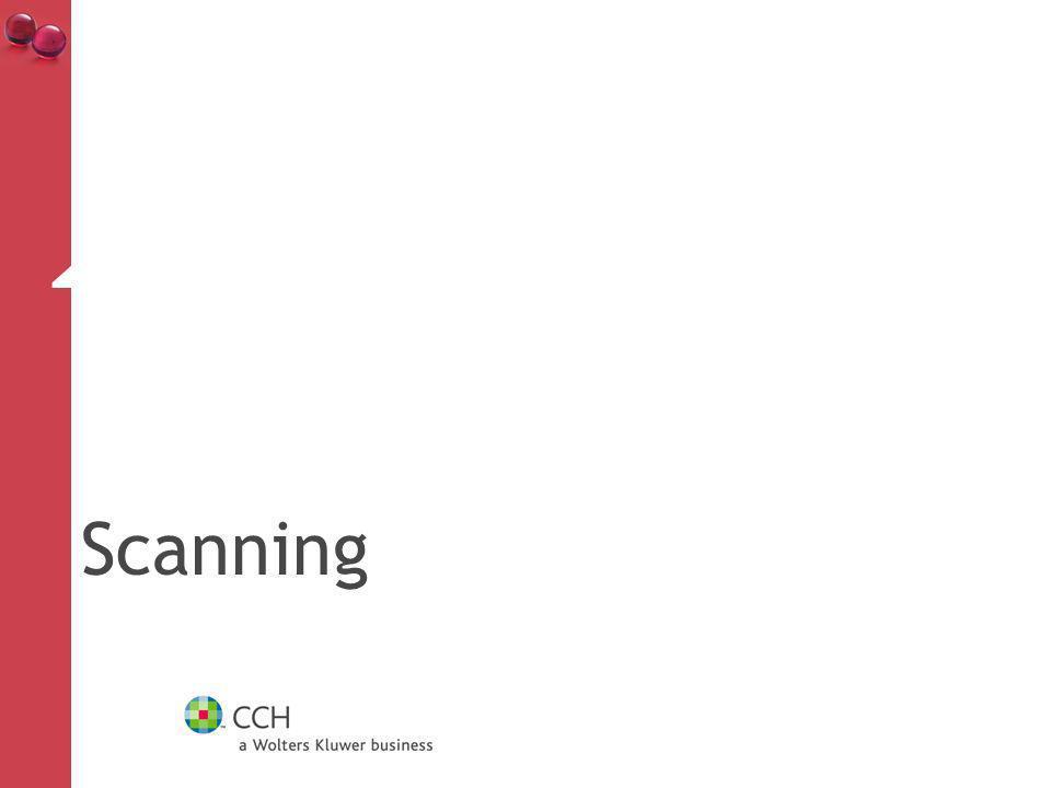Scanning 2