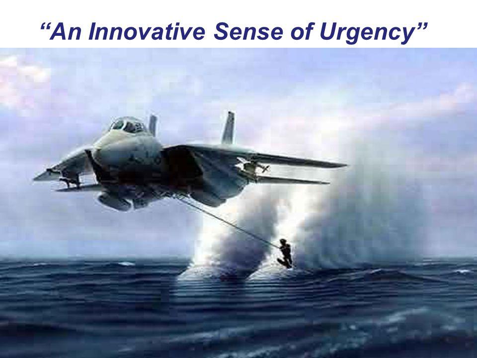 Winning Pitch An Innovative Sense of Urgency