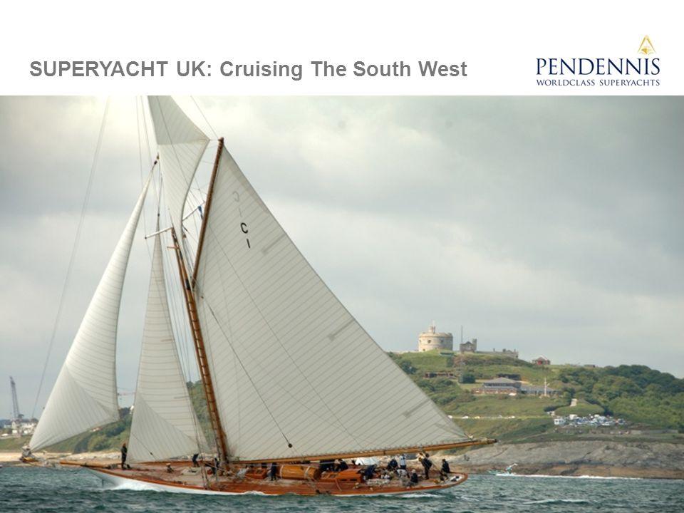 SUPERYACHT UK: Cruising The South West