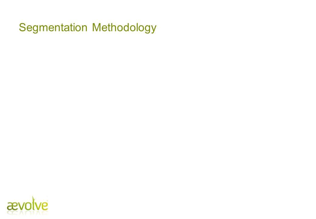Segmentation Methodology