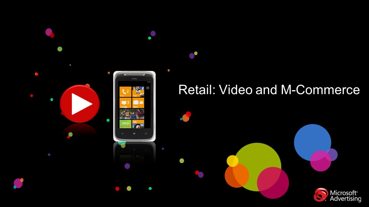 Retail: Video and M-Commerce