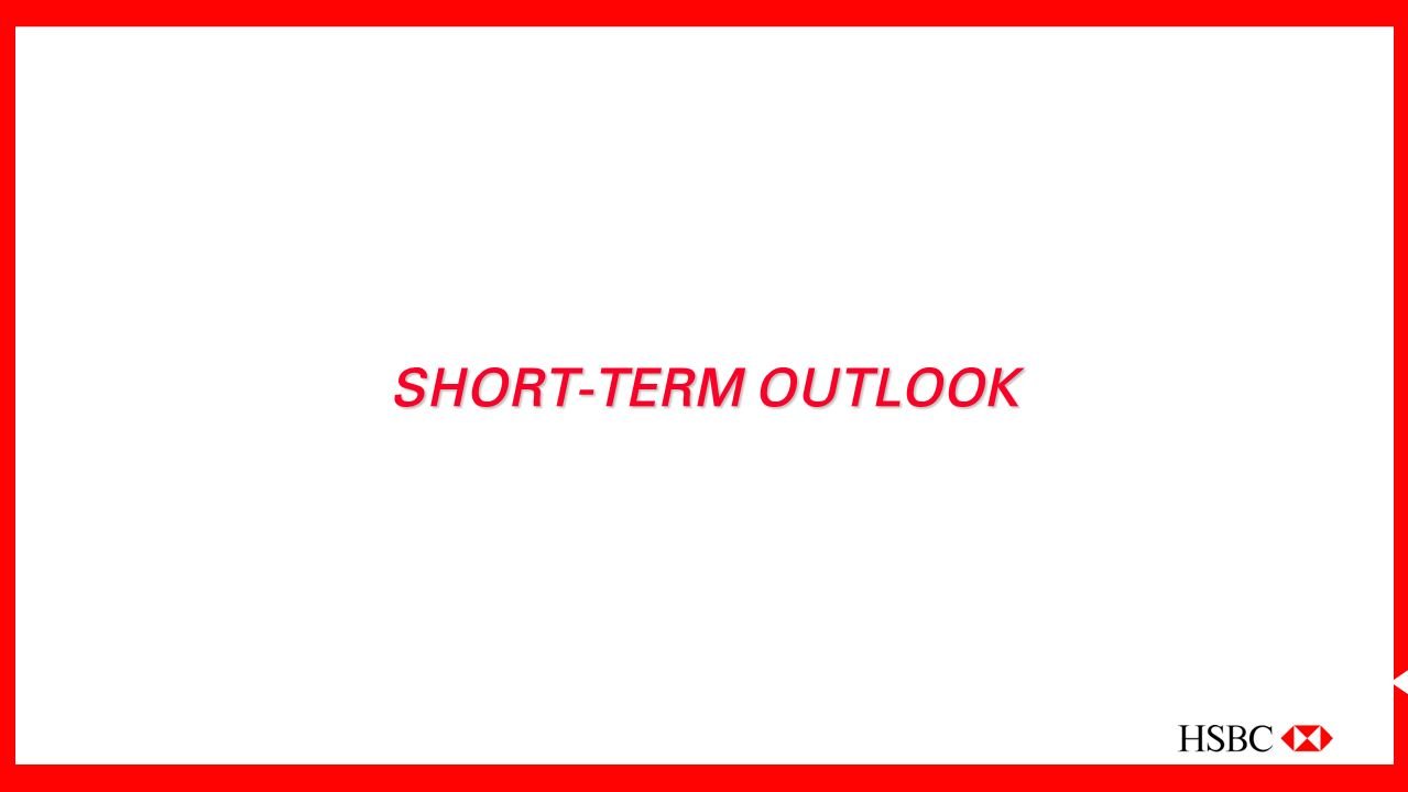 SHORT-TERM OUTLOOK