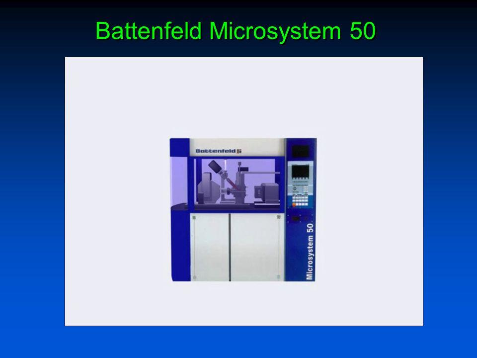 Battenfeld Microsystem 50