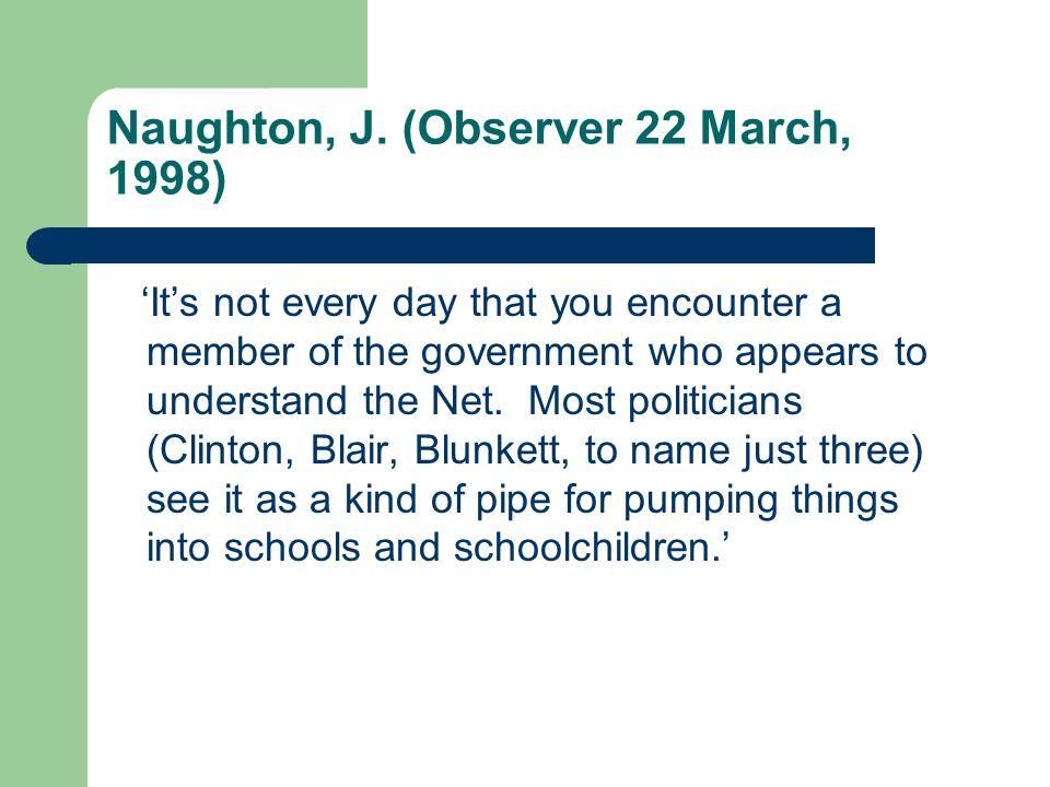 Naughton, J.