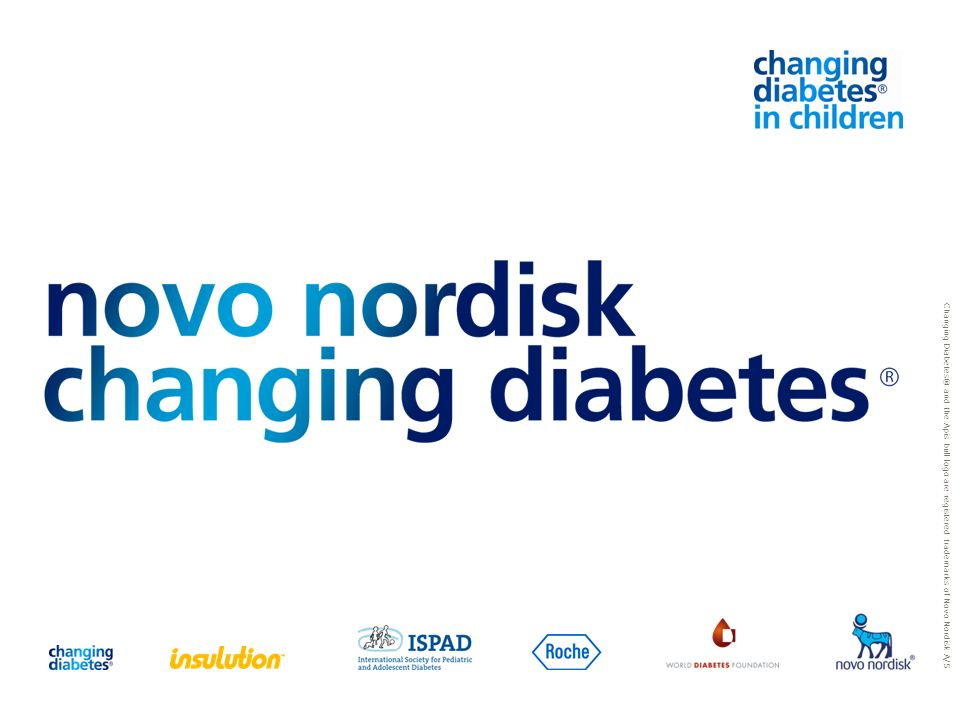 Slide No 40 Changing Diabetes® and the Apis bull logo are registered trademarks of Novo Nordisk A/S