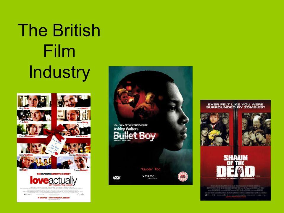 Problems with British film.