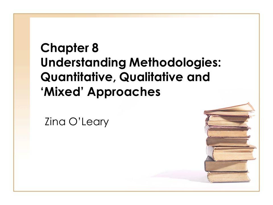 Understanding The Quantitative/ Qualitative Divide Quantitative and qualitative research traditions represent a fundamental debate in the production of knowledge.