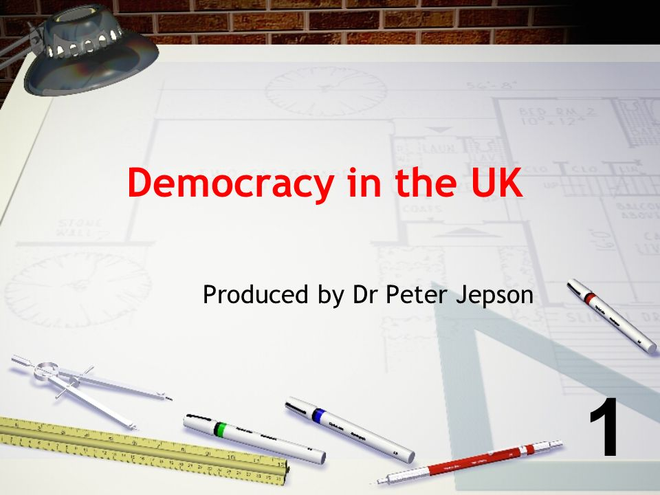 Break into Pressure Groups … One group will argue that the UK does operate within a democracy - the other will argue it does not.