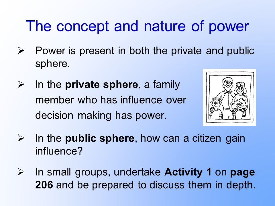 Authority, democracy and mandate Authority is the ability to exercise power with legitimacy and justification.