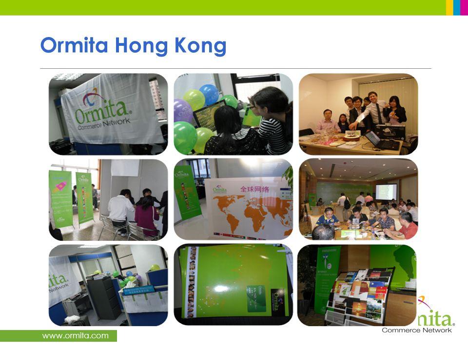 www.ormita.com Ormita Hong Kong