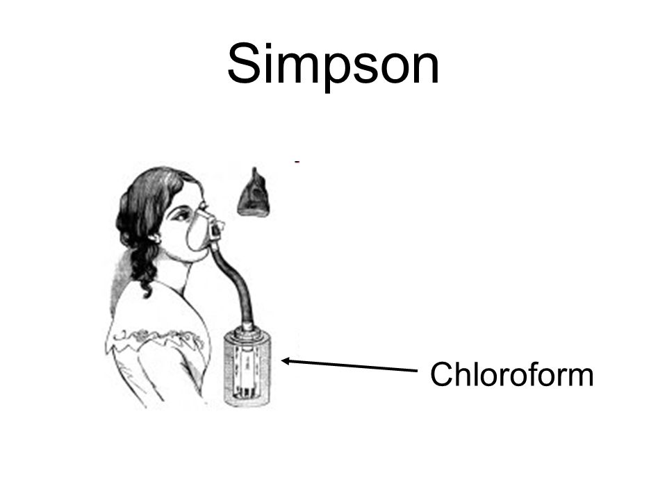 Simpson Chloroform