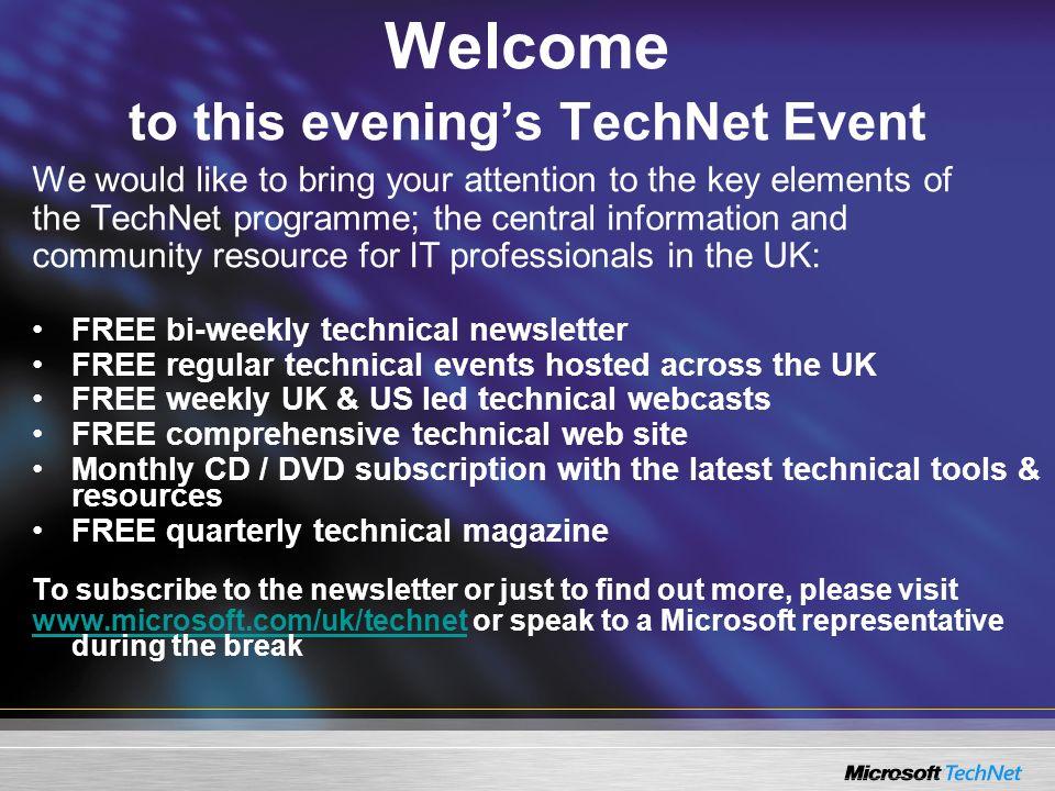 John Howard IT Pro Evangelist Microsoft UK jhoward@microsoft.com http://blogs.msdn.com/jhoward jhoward@microsoft.com http://blogs.msdn.com/jhoward Windows Server 2003 Automating System Administration