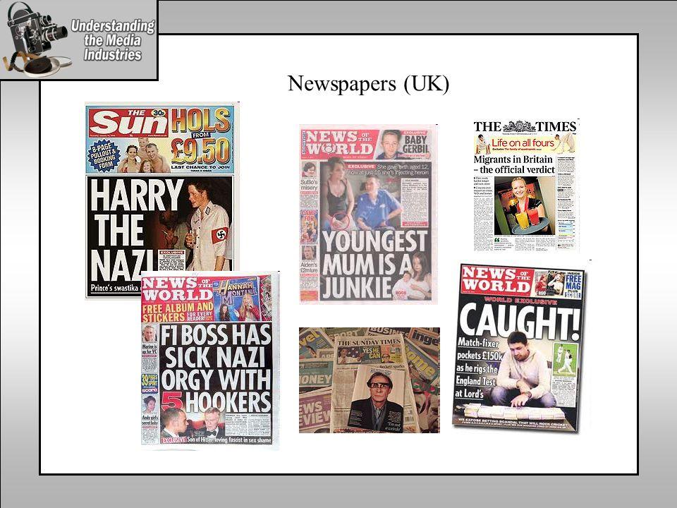 Newspapers (UK)