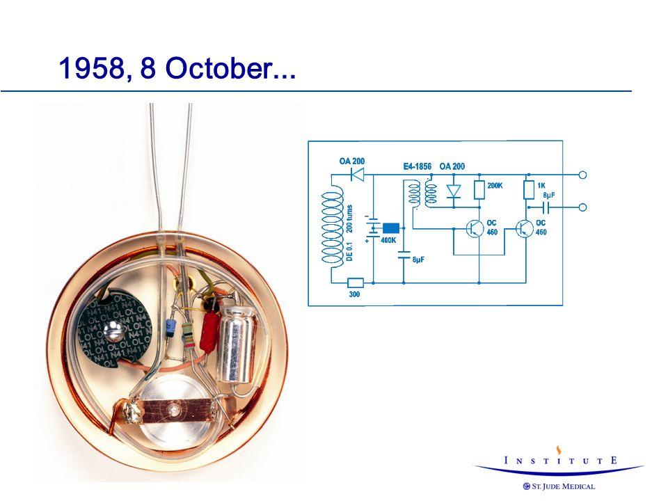 1958, 8 October...