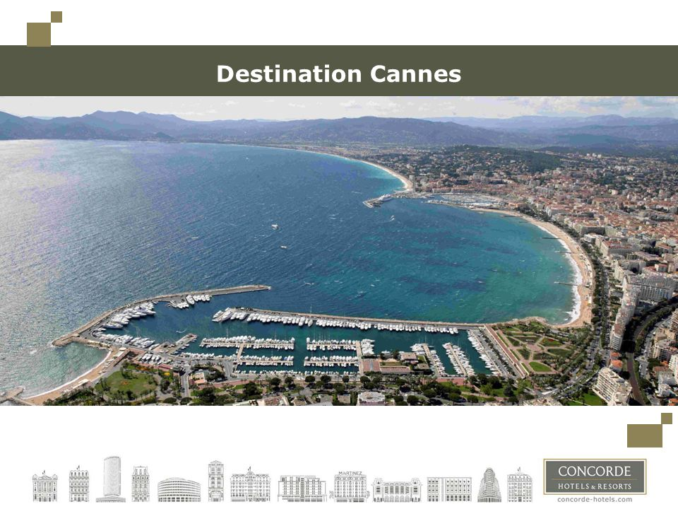 Destination Cannes