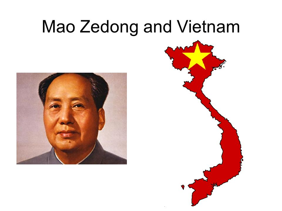 Mao Zedong and Vietnam