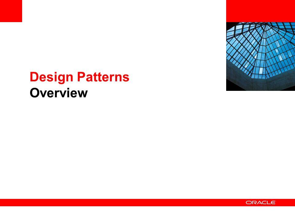 Design Patterns Overview