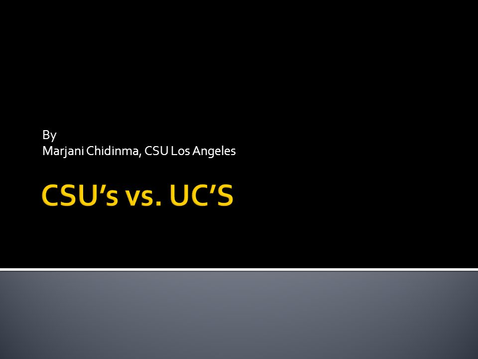 Admissions University of California California State Universitys Resources Tips