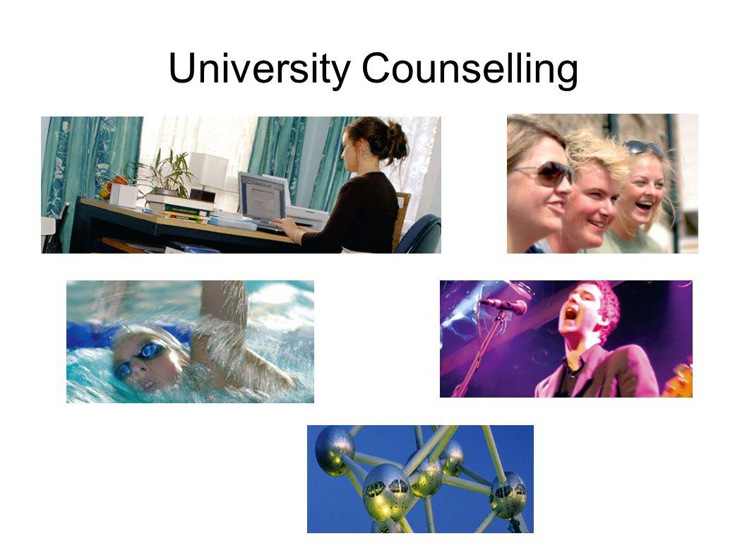 University Counselling