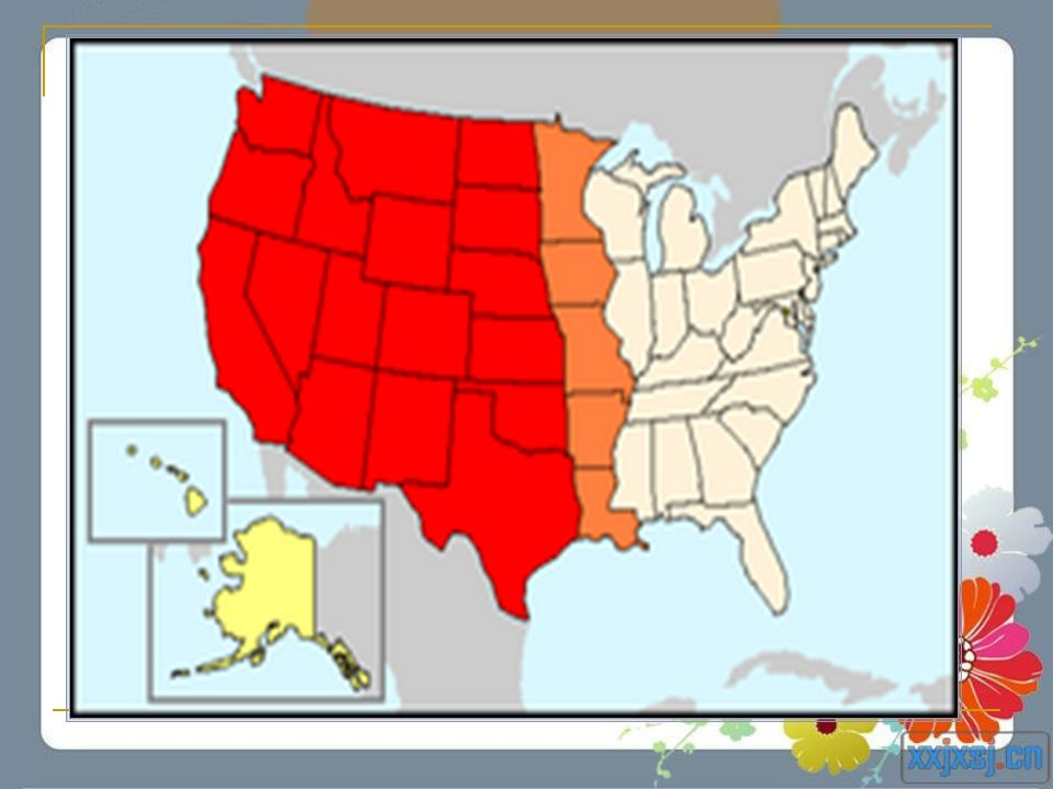 The American West is generally considered to include the eight Rocky Mountain states and the three Pacific Coast states. Historically, the West has be