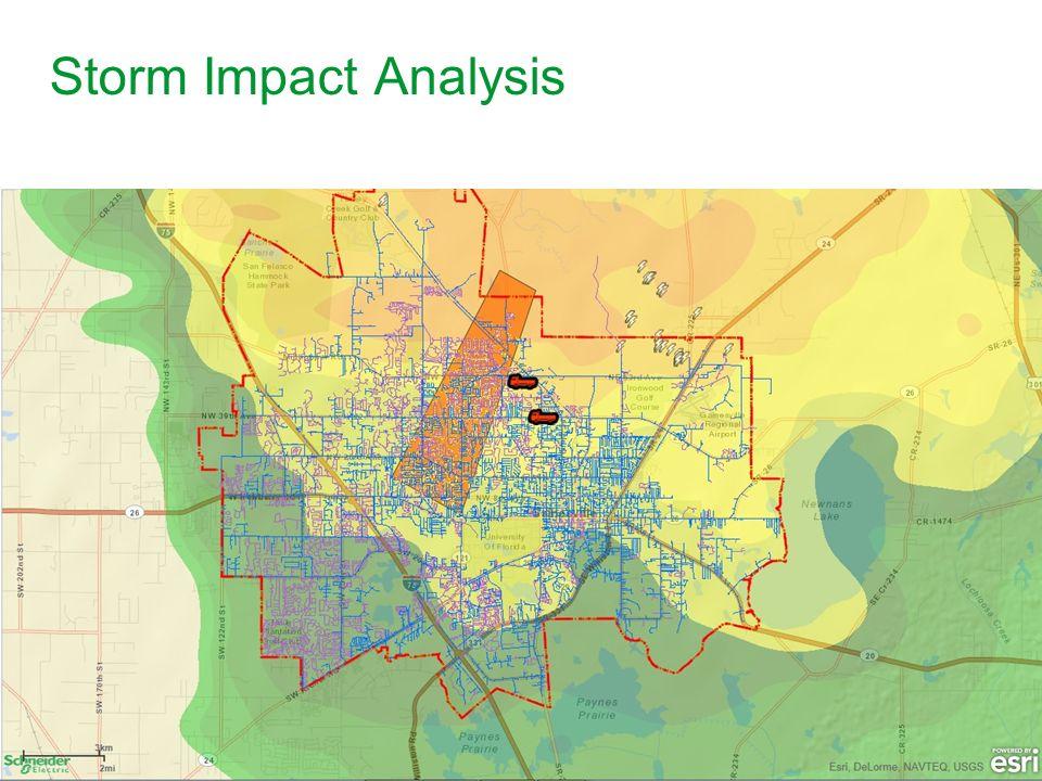 Storm Impact Analysis