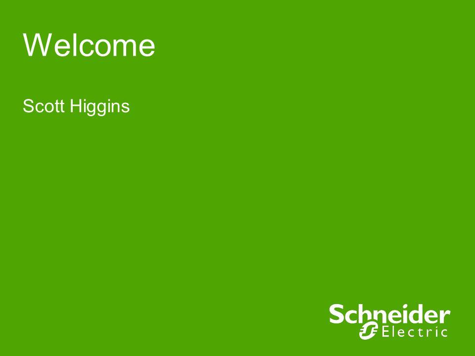 Welcome Scott Higgins