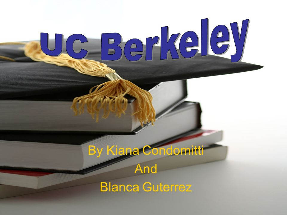 Main Address: 110 Sproul Hall Berkeley, CA 94720-5800 (510) 642-6000 The City of Berkeley is an urbanized community located in western Alameda County in the San Francisco Bay region.