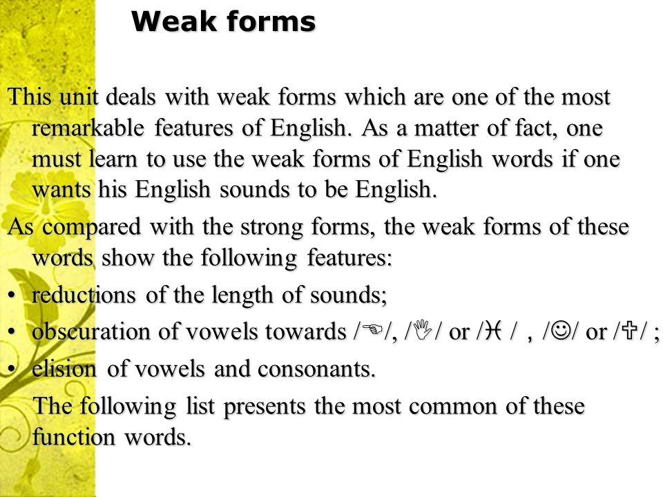 Determiners a / / (before consonants) h v °k p v \ ti:.
