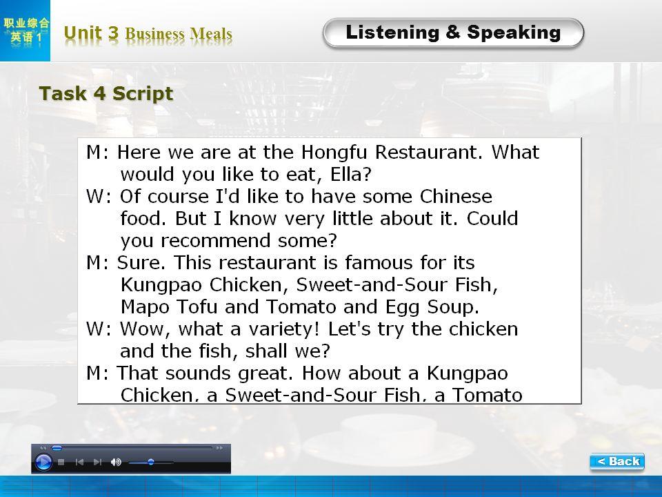 L-4- Script Task 4Script Task 4 Script Listening & Speaking