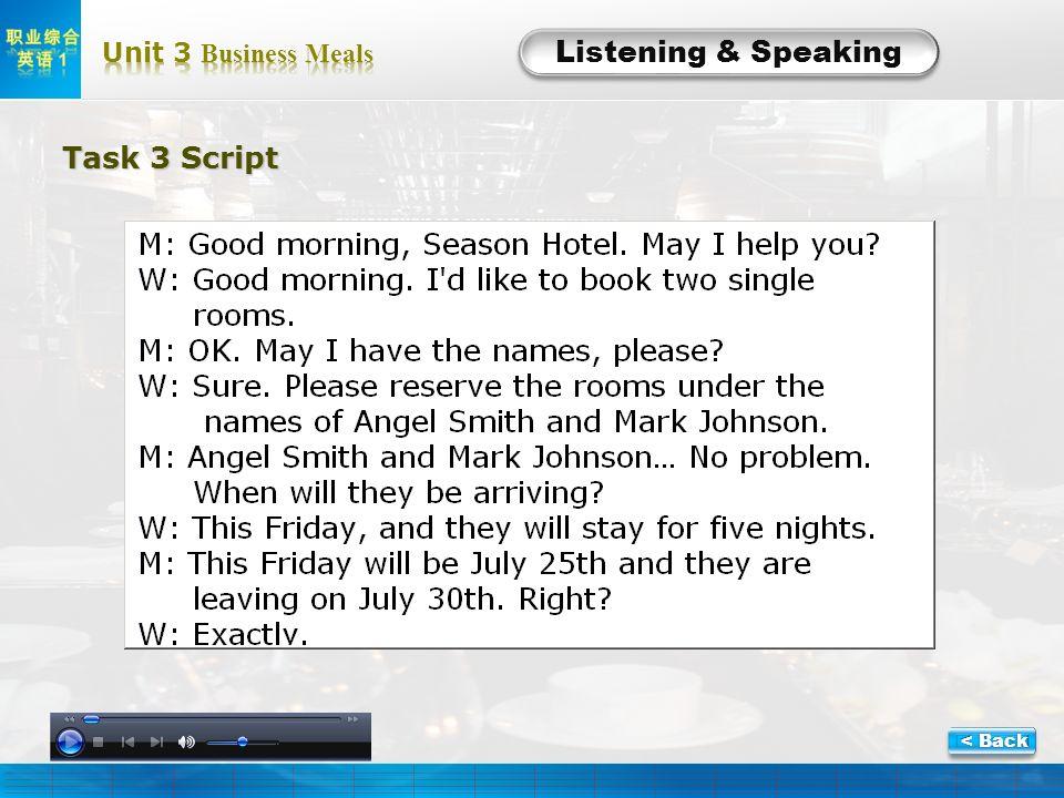 L-3- Script Task 3Script Task 3 Script Listening & Speaking