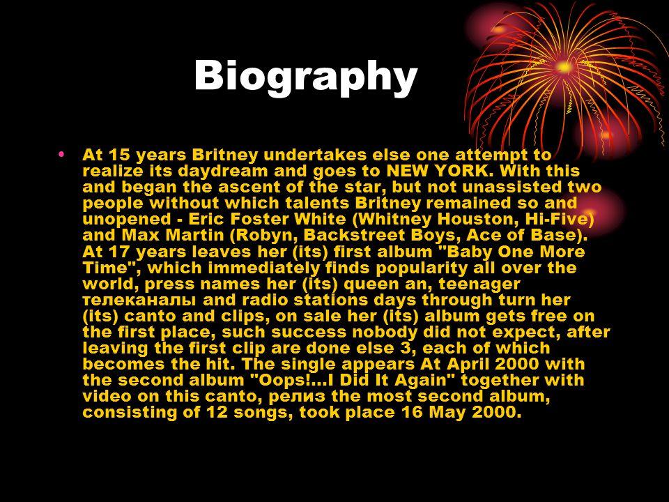 Filimografiya Aside from quarries of the singer Britny else left in several films 1.