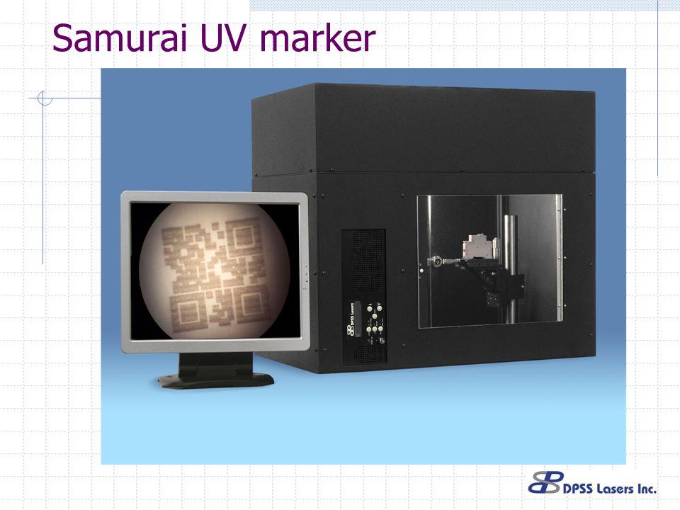 Samurai UV marker