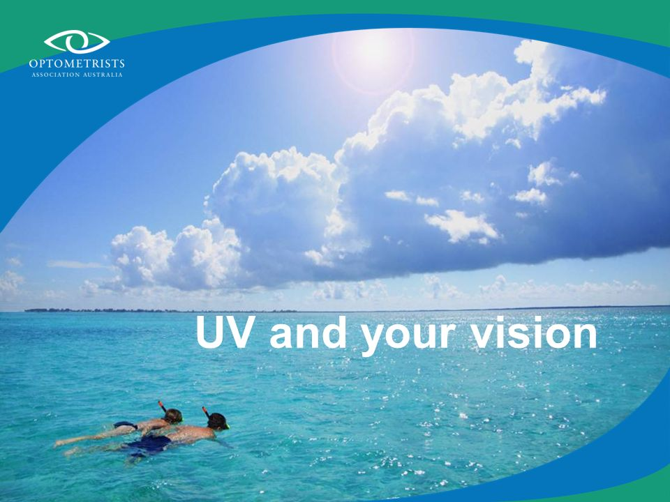 UV and your vision