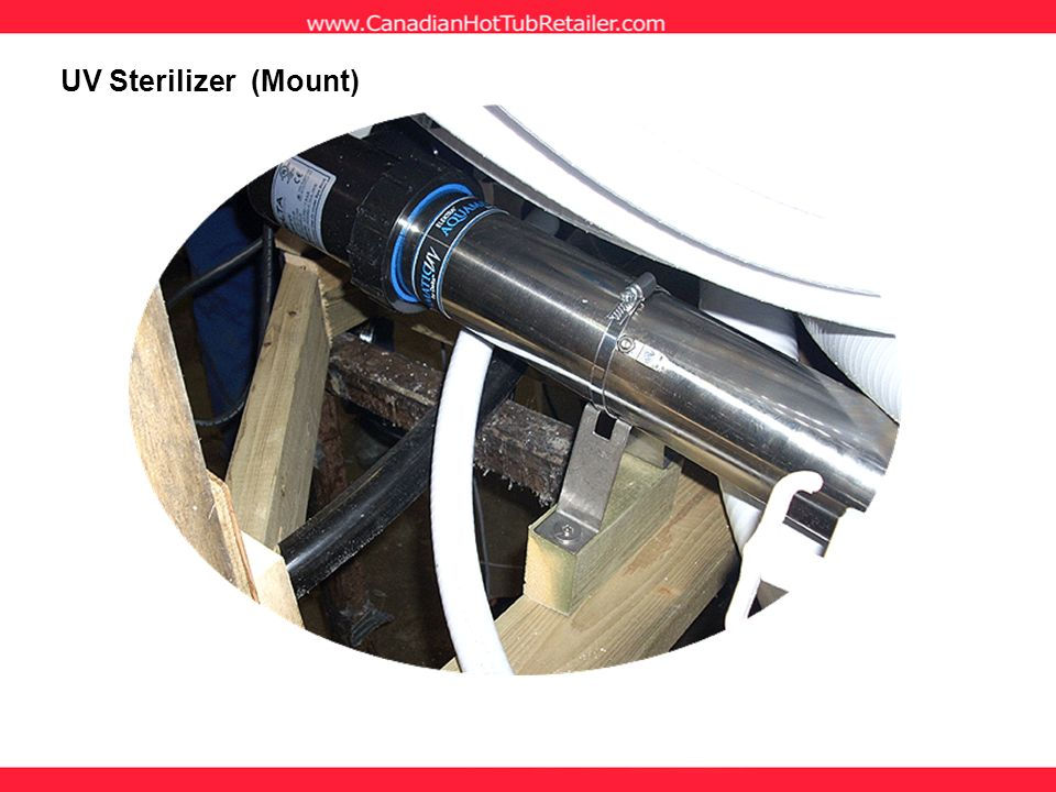 UV Sterilizer (Mount)