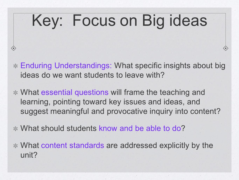 Assessment of Understanding Brainstorming….