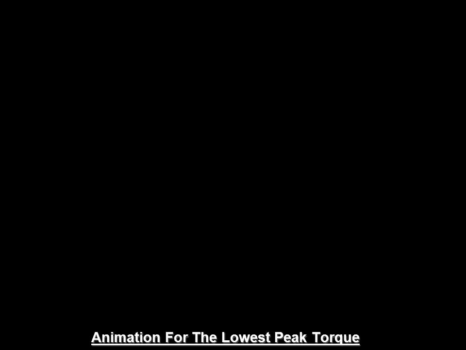 Animation For The Lowest Peak Torque